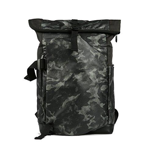 CAI 15.4'' Hochwertiger Business Laptop Rucksack Backpack für Herren und Damen - Wasserabweisender Notebook-Rucksack mit viel Stauraum...