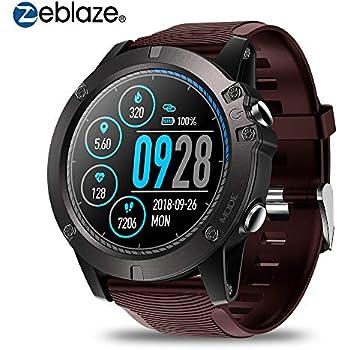 Zeblaze Vibe 3 Pro Montre Connectée Écran Tactile Smartwatch Femmes Hommes IP67 Podomètre étanche Moniteur de Fréquence Cardiaque Chronomètre Montre ...