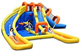 24ft x 21ft Inflatable Mini Water Park - Happy Hop