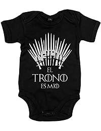 Body bebé Game Of Thrones Juego de Tronos El trono es mío