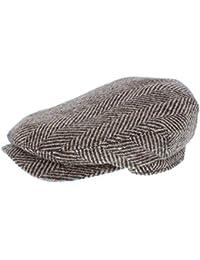 Faisworth Donegal Windsor Irish Tweed Wool Flat Cap