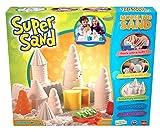 Goliath 83221 | Super-Sand-Set Giant | magischer Super Sand für Sandburgen im Kinderzimmer | kreative Sandbauwerke | gr