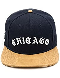 a1d026a41330b7 Pro Standard Men's MLB Chicago Cubs Old English Buckle Hat W/Pins Navy Blue
