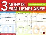 3-Monats Familienplaner 2015