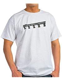 CafePress - Lighting Guy Ash Grey T-Shirt T-Shirt - 100% Cotton T-Shirt