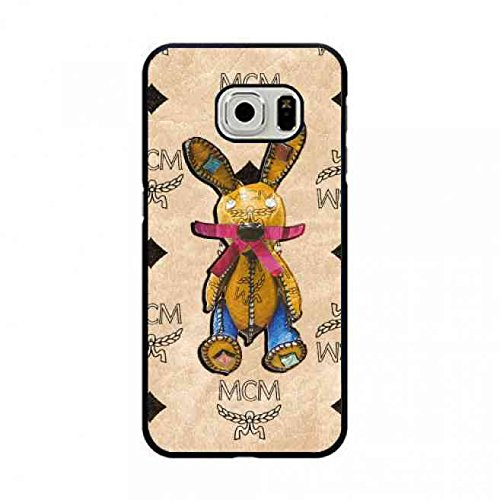mcm-worldwide-logo-mcm-telefono-buzon-funda-carcasa-for-samsung-s7edge-samsung-galaxy-s7edge-rabbit-
