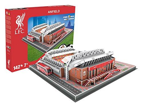 Paul Lamond 3875Liverpool FC Anfield Stadium 3D puzzle