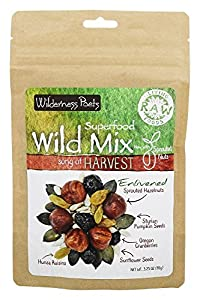 Wilderness Poets - Organic Raw Superfood Wild Mix Song of Harvest 3.25 Oz. 160990