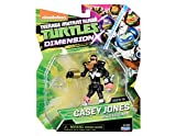 Figura de acción de las Tortugas Ninja de la Mutant Teenage X Casey...