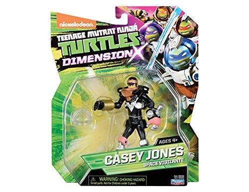Teenage Mutant Ninja Turtles Dimension X Casey Jones Action Figur