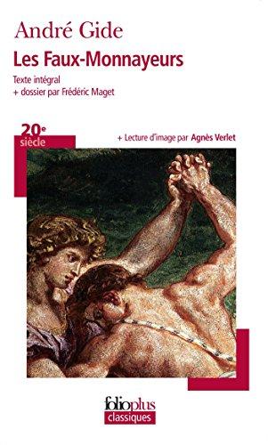 Les Faux-Monnayeurs (Folioplus classiques) por André Gide