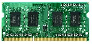 Synology 90-2GSR01Z81 Arbeitsspeicher 2GB (204-polig, SO-DIMM) DDR3-SD RAM