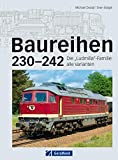 """Die Eisenbahn Baureihe 230-242: Bekannt ist sie als """"Ludmilla"""" oder """"Taigatrommel"""" aus der Sowjetunion und war einst für die Deutsche Reichsbahn unterwegs: Die Diesellokomotive der Baureihe 230"""