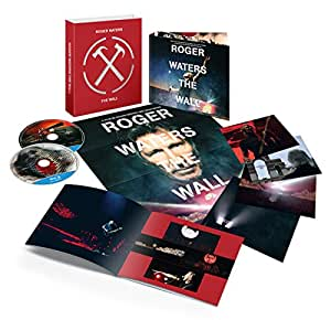 Roger Waters: The Wall (2 Blu Ray)