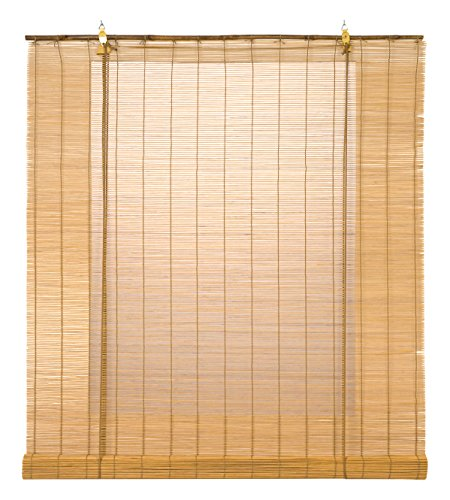 estores-basic-natural-enrollable-bambu-miel-90x3x170-cm