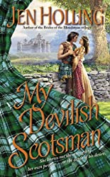 My Devilish Scotsman (Macdonell Brides Trilogy)