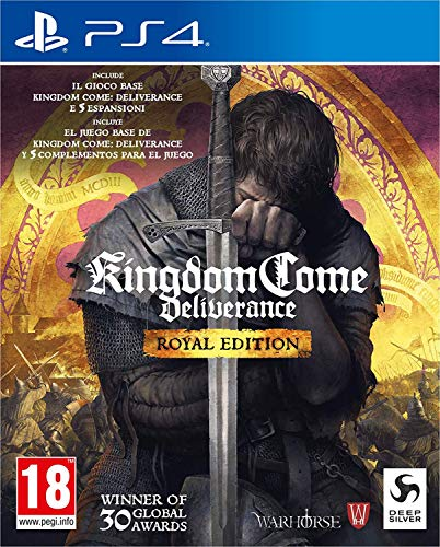 Kingdom Come Deliverance Royal Edition Ultimate PlayStation 4