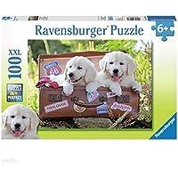 Ravensburger - Puzzles 100 piezas XXL, diseño Merecido descanso (10538 ...