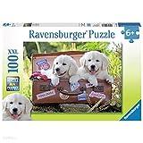 Ravensburger Travelling Pups XXL 100pc Jigsaw Puzzle