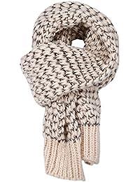 TININNA 1pcs Automne Hiver Hommes et Femmes Echarpe Laine Chaud Foulard Châle Head Gear Neck Wraps Stole