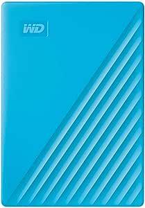 Western Digital Wd My Passport Externe Festplatte 2 Tb Computer Zubehör
