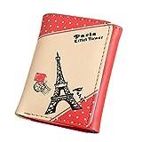 Vovotrade Sac à Main Femme Monture Paris Eiffel avec Sac à Main Porte-cartes à...