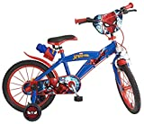 Toimsa 85-876 - Bicicleta 16' Spiderman