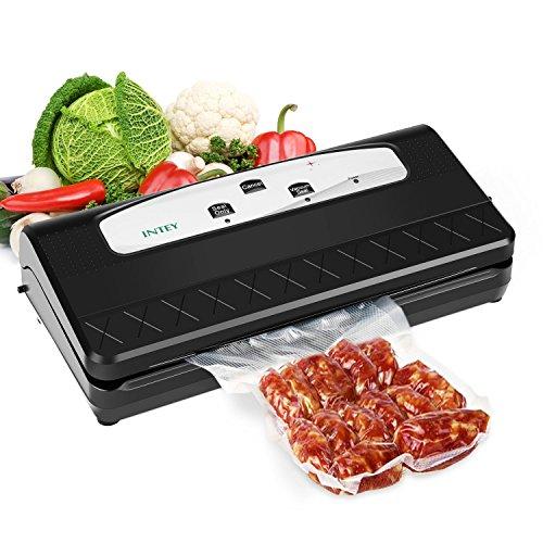 Intey, macchina sigillatrice per alimenti da 110 W