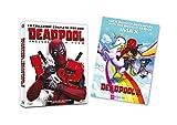 Deadpool 1 & 2 (Blu-Ray) (3 Blu Ray) + Poster Esclusivo