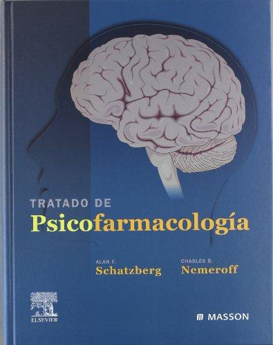 Tratado de psicofarmacología por A. Schatzberg