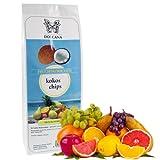 Dolcana Trockenfrüchte - Kokos - Chips , 1er Pack (1x 150 g Packung)