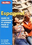 Guide de conservation et lexique pour le voyage : Espagnol