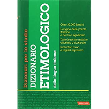 Dizionario Etimologico. Studio