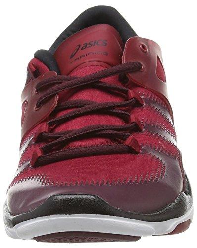 royal Rouge Running 2499 de onyx Vida Burgundy Asics warm Entrainement Gel Red Fit Chaussures Femme 8wA6xa7q