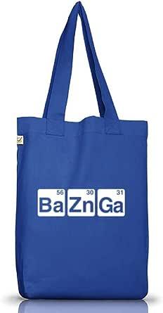 Shirtstreet24, BaZnGa, Jutebeutel Stoff Tasche Earth Positive