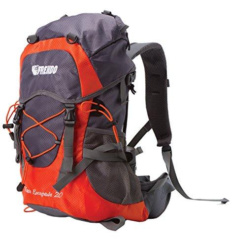 Imagen de frendo voza escapade   deportiva de 20 litros, color naranja / gris