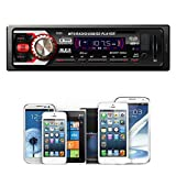 Internet Car Audio Estéreo FM En la rociada con el receptor AUX reproductor de mp3 USB de entrada [Clase de eficiencia energética A+++]