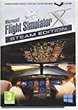 Flight Simulator X Steam Edition Box with Download Code (PC)
