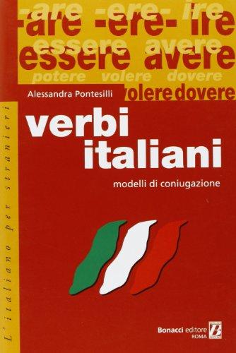 Verbi italiani: modelli di coniugazione: Libro por Helene Hanff