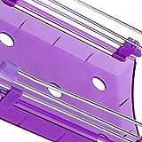 sypure (TM) 2016alta calidad Refrigerador fresco capa separadores multiusos Caja de almacenamiento Rack creativa cocina suministros Twitch tipo guante