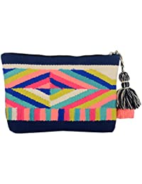 A Stylish And Elegant Dari Multicolor Shoulder Bag From The House Of Revolution Handicraft For Women, Outer Material...