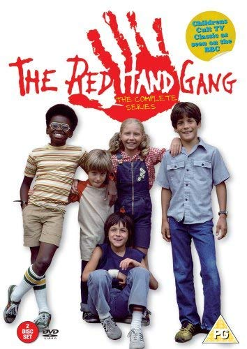 The Red Hand Gang - Series 1 - Complete [DVD]