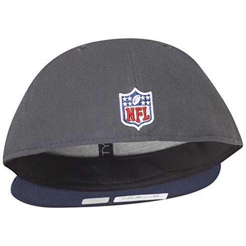New Era 59Fifty BALLISTIC Cap - NFL Los Angeles Rams Charbon de bois