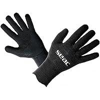 Seac Ultraflex 200 - Guantes, Unisex, Color Negro, Talla XL-XXL