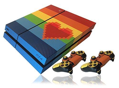 XtremeSkins Gay Pride Stil Haut Aufkleber Kit für Sony Playstation 4PS4/Wickel/Aufkleber/ -