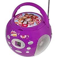 Teknofun - 811309 - Boombox Speaker - Radio Cd - Mia & Me