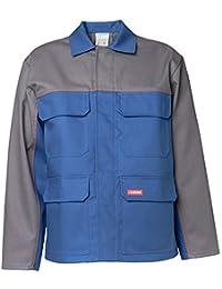 Planam Jacke 1-lagig Major Protect, größe 50, kornblau / grau / mehrfarbig, 5200050