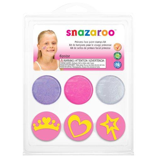 Amscan International Prinzessinnen Face Malen Stempel Kit
