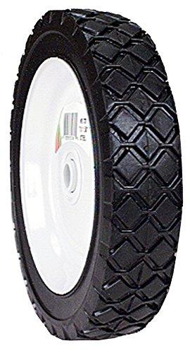 Maxpower 33517017,8x 3,8cm Stahl Rad mit 1/5,1cm Bohrung, 1–3/8inchoffset und Diamant Lauffläche