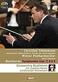 BEETHOVEN Sinfonien 7, 8 & 9 Christian THIELEMANN (+ 170 min. Doku mit Joachim Kaiser) 3 DVD - Wiener Philharmoniker